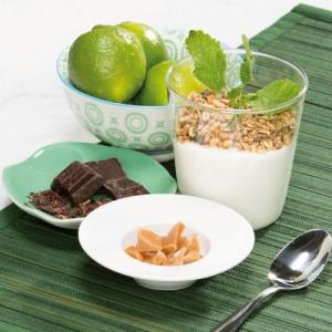 Muesli-chocolade-karamel