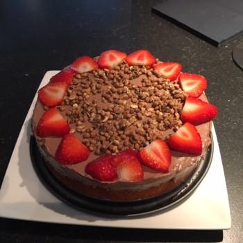 choco taart